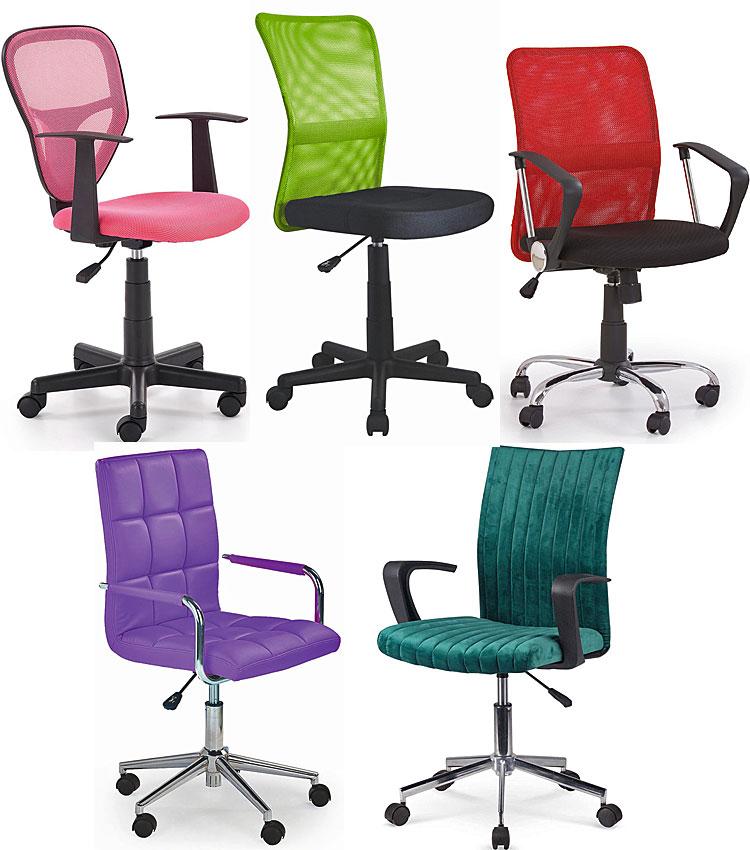 Jak dobrać odpowiednie krzesło obrotowe dla ucznia? Blog