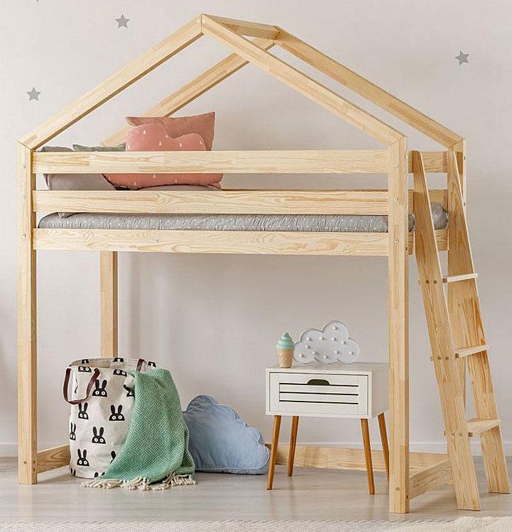 Piętrowe łóżko domek Miles 9X