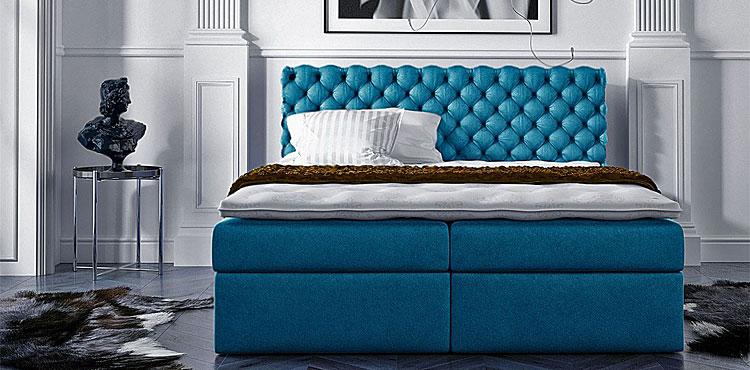 Łóżko kontynentalne Miami