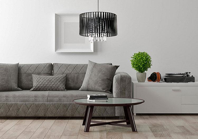 Designerska lampa wisząca - Diani