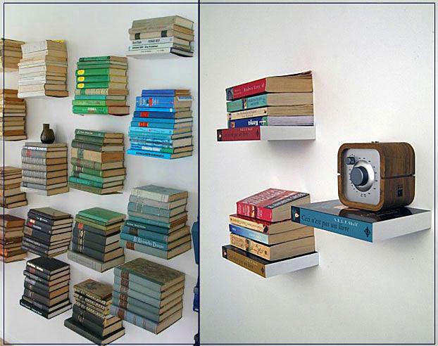 Niewidzialna półka na książki - Legis