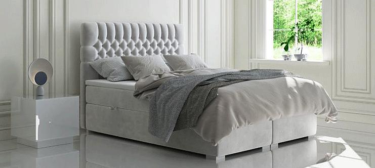 Kontynentalne łóżko Stilla